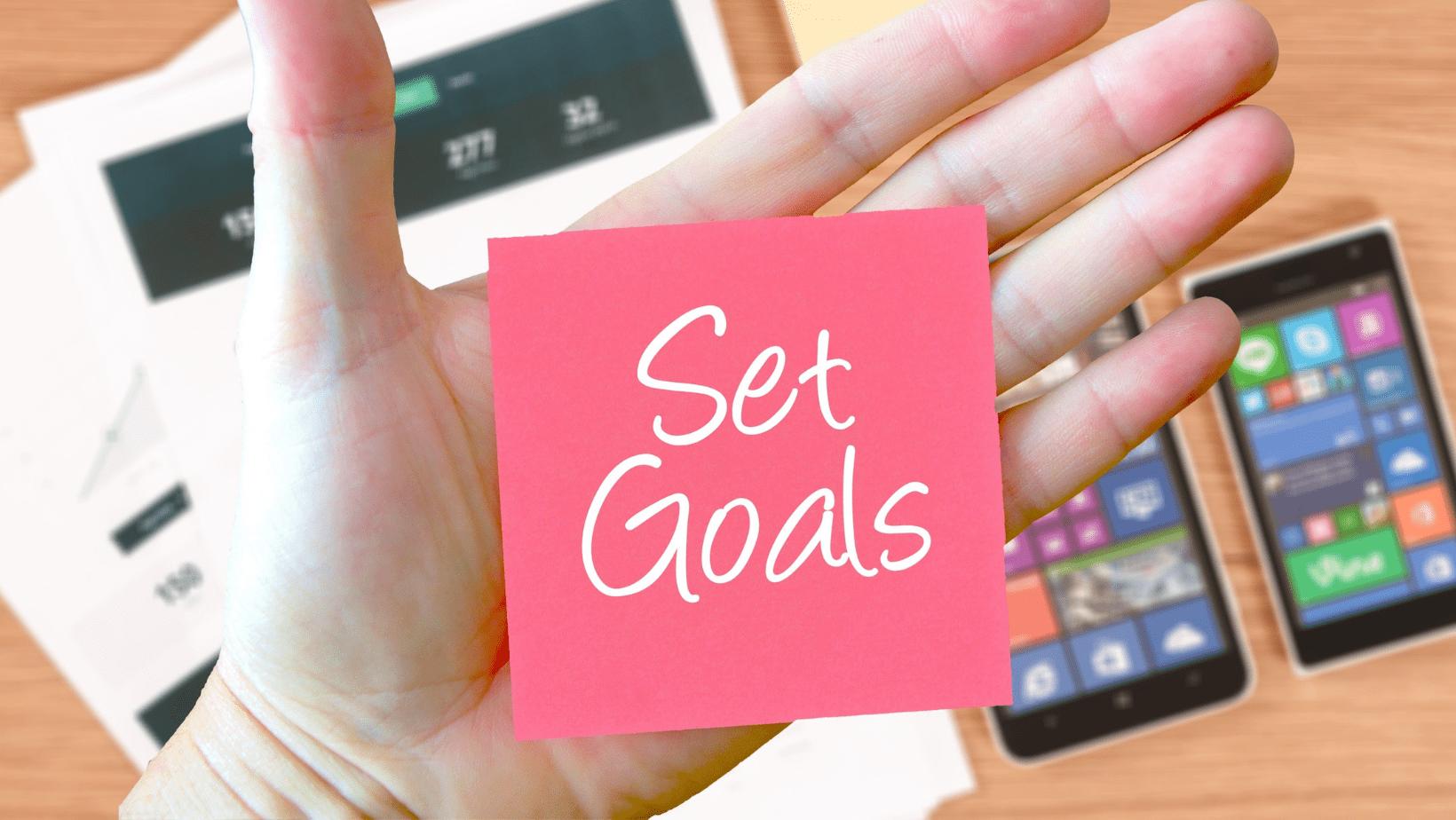 Goals-life-success